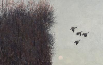 Ron Kingswood Moon Rising