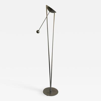 Ron Rezek Geometric Floor Lamp Torchiere by Ron Rezek