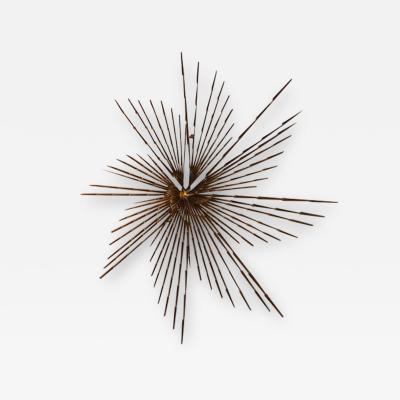 Ron Schmidt Pinwheel Sunburst Sculpture by Ron Schmidt 1960s