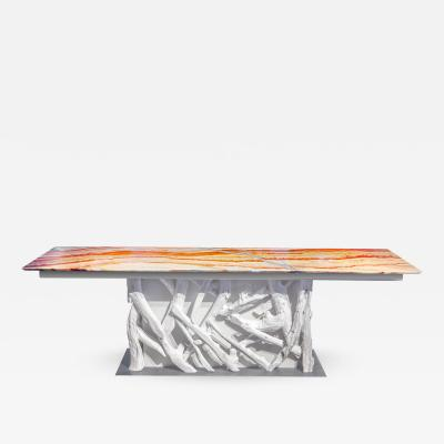 Roric Tobin Designs Flow Dining Table