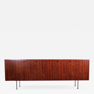 Rosewood Cabinet by Poul N rreklit for Georg Petersens M belfabrik