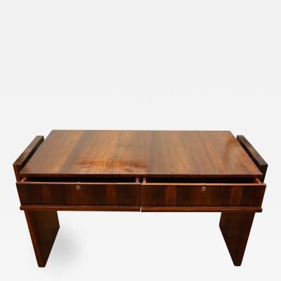 Rosewood Desk in the Manner of Joaquim Tenreiro