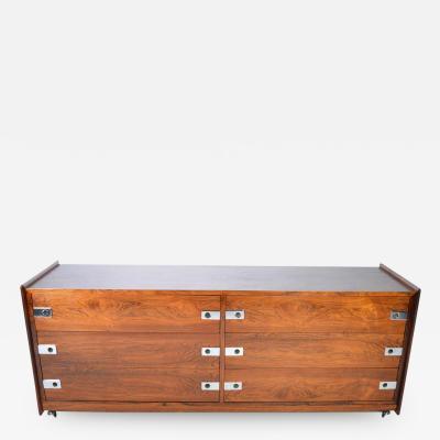 Rosewood Low Dresser after Arne Vodder by Inter Continental Designs Ltd Canada