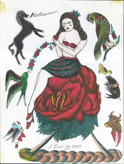Rosie Camanga Untitled