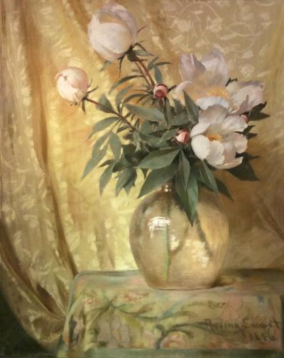 Rosina Emmet Sherwood Peonies
