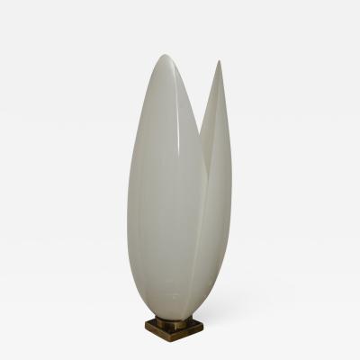 Rougier Acrylic Floriform Lamp