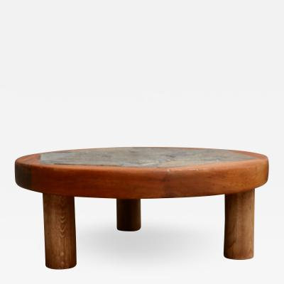 Round low table 1960