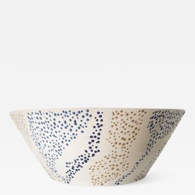 Roy Hamilton Faux Marble Bowl