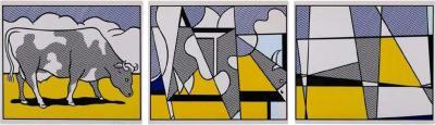 Roy Lichtenstein Roy Lichtenstein Triptych