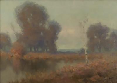 Royal Hill Milleson Autumn Landscape