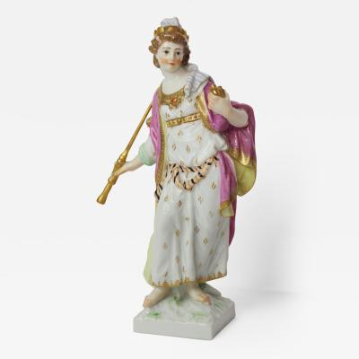 Royal Porcelain Factory Berlin Proserpina a Good 18th Century Berlin Porcelain Figure