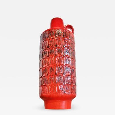 Ruscha Keramik LARGE RUSCHA KERAMIK VASE Nr 353 46cm