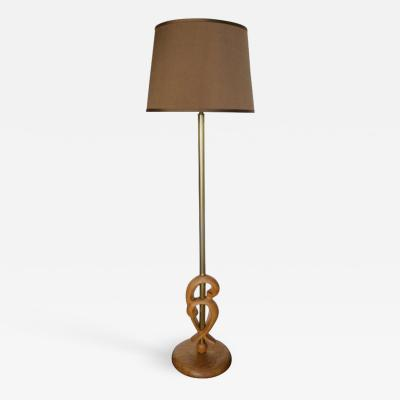 Russel Wright Russel Wright Floor Lamp