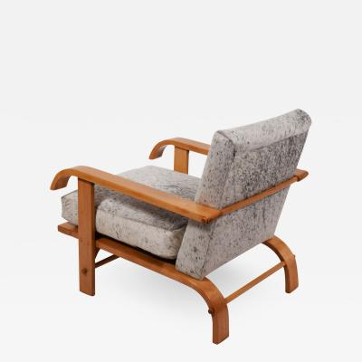 Russel Wright Russel Wright easy chair 3001 for Conant Ball American Modern 1935