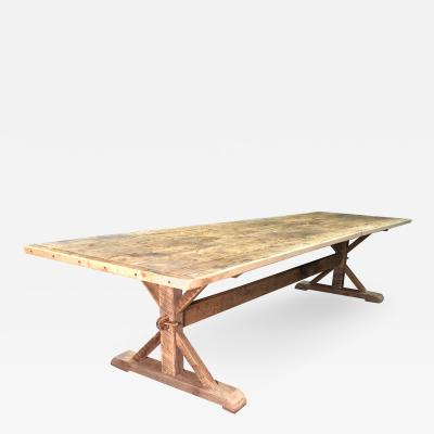 Rustic Farm Table 11 5 Long