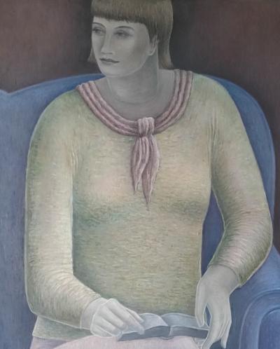 Ruth Addinall Woman Reading