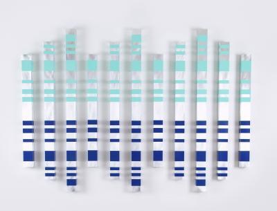 Ruth Avra Dana Kleinman KX2 Barcode Series X