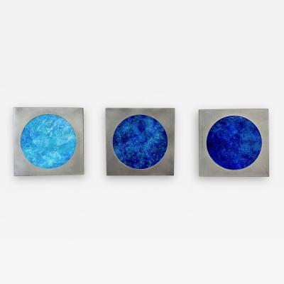 Ruth Avra Dana Kleinman KX2 Currents Tritych