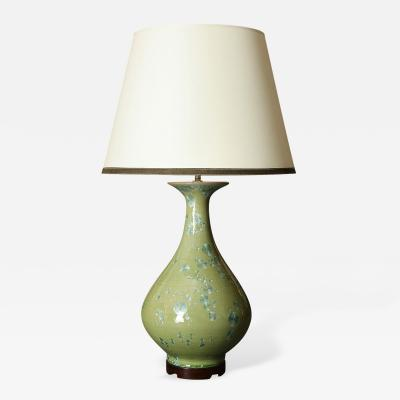 SCDS Ltd Bartlett Table Lamp in Melon