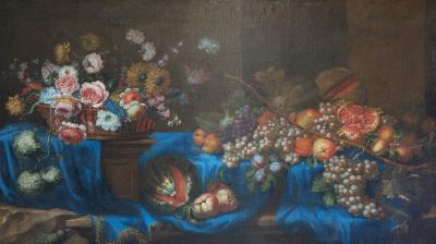 STILL LIFE 18TH CENTURY FRENCH SCHOOL