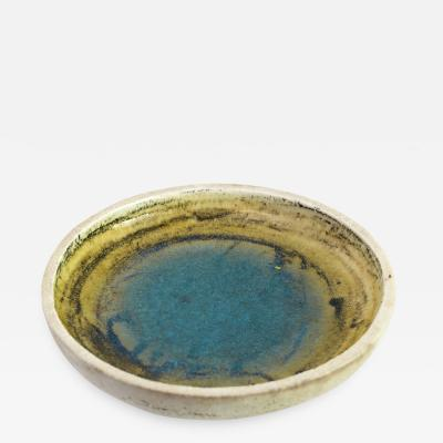 SYLVIA LEUCHOVIOUS SYLVIA LEUCHOVIOUS POOL BOWL FOR GUSTAVSBERG SWEDEN