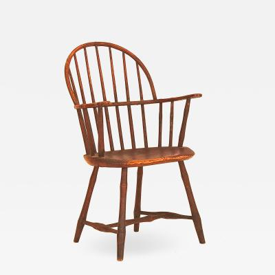 Sack Back Windsor Arm Chair