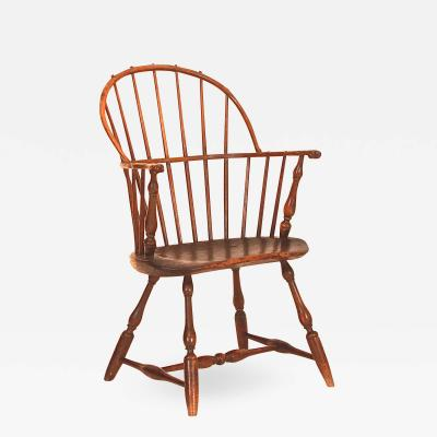 Sack Back Windsor Arm Chair