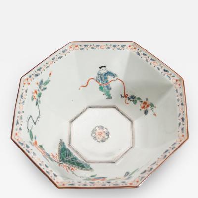 Sakaida Kakiemon A Fine Kakiemon Bowl