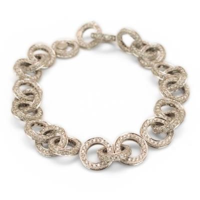 Salavetti diamond bracelet