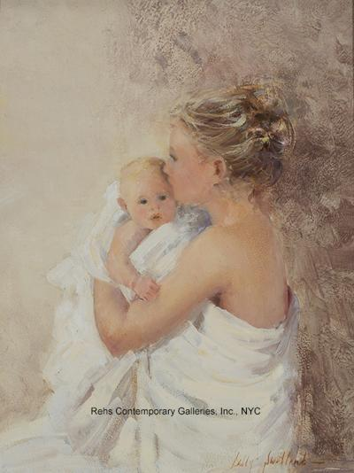 Sally Swatland Bathtime