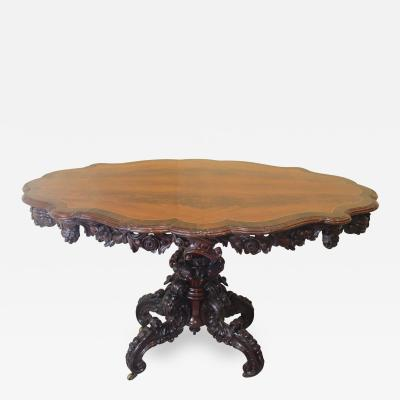 Salon Table Stockholm 1850