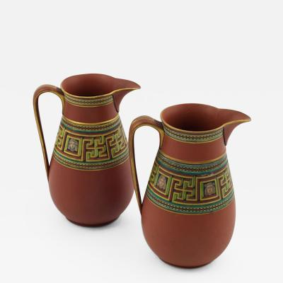 Salopian Pottery Pitcher