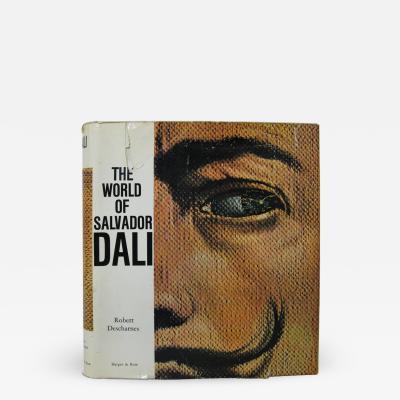 Salvador Dal The World of Salvador Dali Book