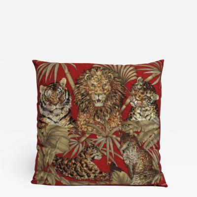 Salvatore Ferragamo Ferragamo Decorative Pillow