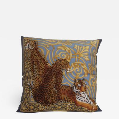 Salvatore Ferragamo Ferragamo Silk Pillow