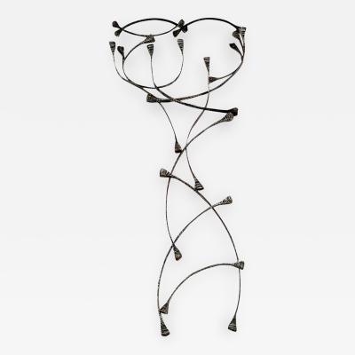 Salvino Marsura 1960s Sculptural Coat Hanger by Salvino Marsura