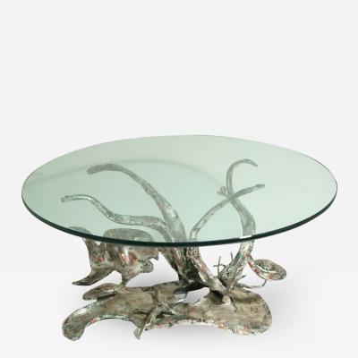 Salvino Marsura ITALIAN DESIGN OCCASIONAL TABLE SIGNED BY SALVINO MARSURA