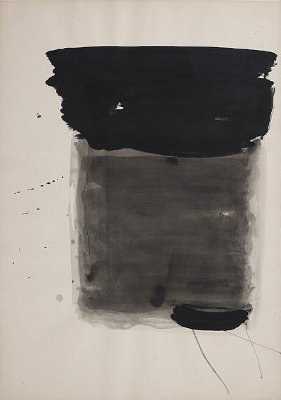 Sam Francis Untitled 1950