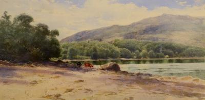 Samuel Peter Rolt Triscott Long Pond Mt Desert Island