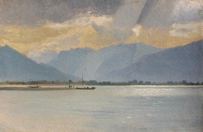 Samuel Pope Glencoe from Loch Leven Scotland