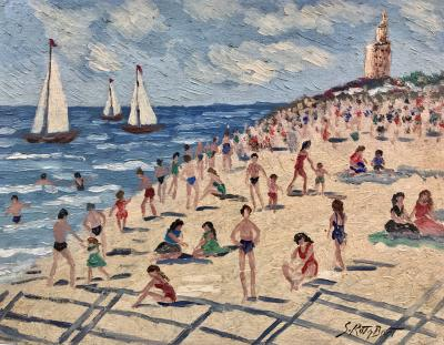 Samuel Rothbort Coney Island