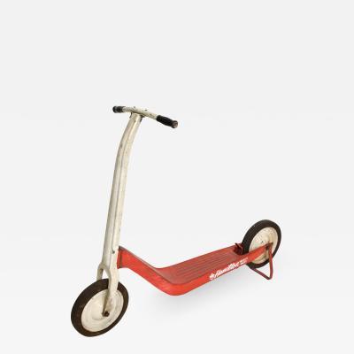 Samuel Ward Hamilton Vintage Mid Century Modern Hamilton Scooter