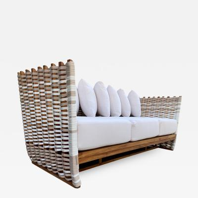 San Martin Outdoor Sofa by Palaceck