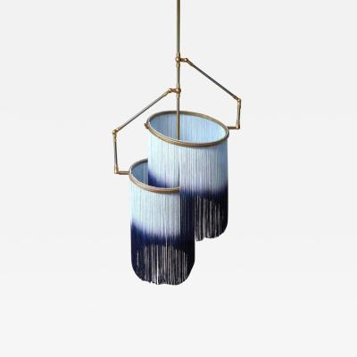 Sander Bottinga Blue Charme Pendant Lamp Sander Bottinga
