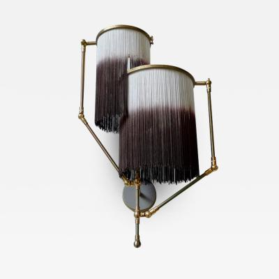 Sander Bottinga Brown Charme Sconce Lamp Sander Bottinga