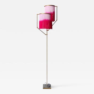 Sander Bottinga Pink Charme Floor Lamp Sander Bottinga