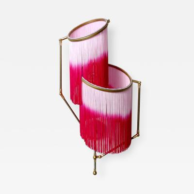 Sander Bottinga Pink Charme Sconce Lamp Sander Bottinga