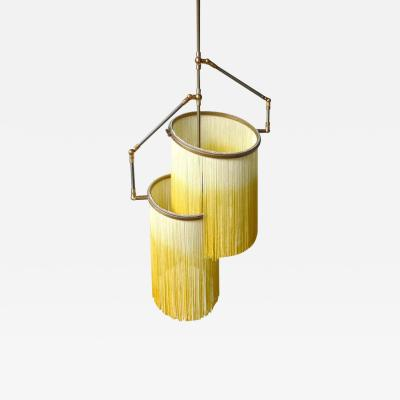 Sander Bottinga Yellow Charme Pendant Lamp Sander Bottinga
