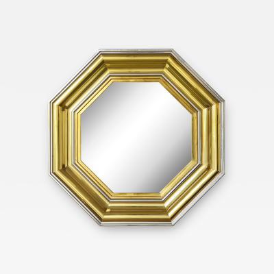 Sandro Petti Large Octagonal Mirror