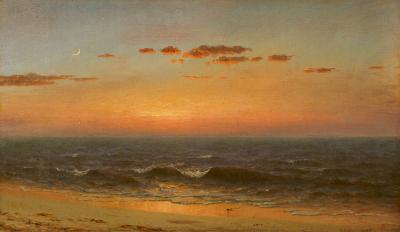 Sanford Robinson Gifford Sunset